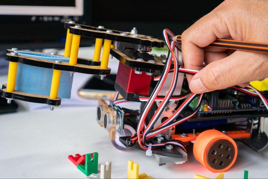 Robotics & STEM learning